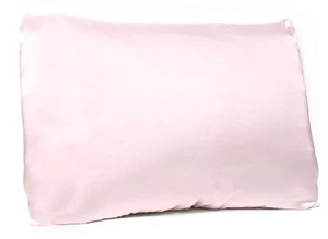 Silky Pillowcase (Pink)