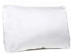 Silky Pillowcase (White)