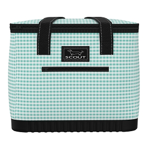 SCOUT The Stiff One Cooler Bag - Barnaby Checkham