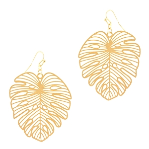 Palm Earrings - 4 colors available