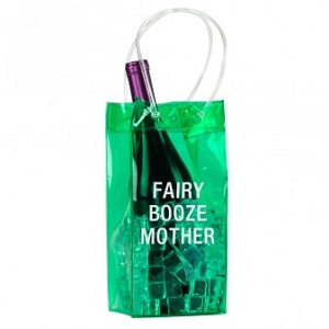 Wine Tote - Fairy Booze Mother