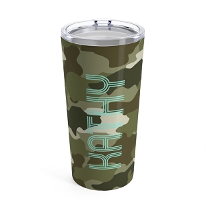 Camo Tumbler (More options available)