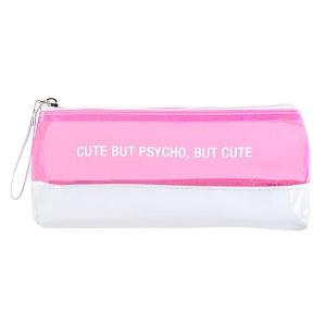 Makeup Bag - Cute But Psycho
