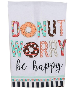 Kitchen Towel - Donut Worry