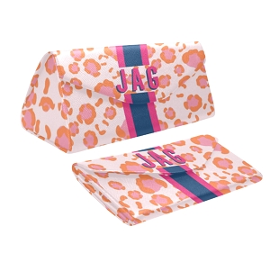 Leopard Print Eyewear Case (More colors available)