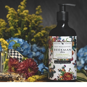 12.5oz Flower Market Lotion