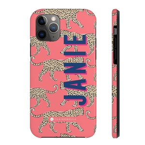 Leopard iPhone Case (More sizes & colors available)