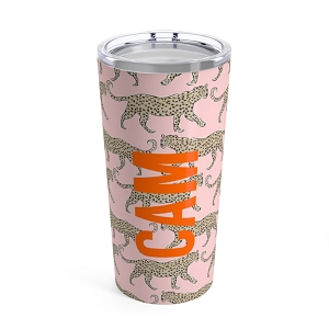 Leopard Tumbler (More options available)