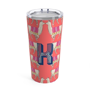 Llama Tumbler (More options available!)