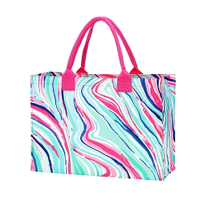 Monogrammed Tote (Marble-ous)