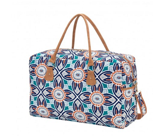 Monogrammed Travel Bag - Maya