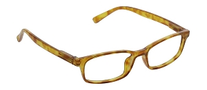 Peepers Paragon Blue Light Readers - Honey Tortoise