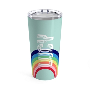 Rainbow Tumbler (More options available)