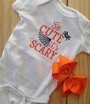 So Cute It's Scary Onesie