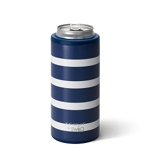 Monogrammed SCOUT Swig - Skinny Can Cooler (More Colors Available!)