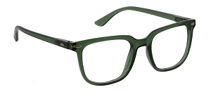 Peepers Tycoon Blue Light Readers - Green