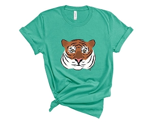 Tiger T-Shirt (More colors available!)