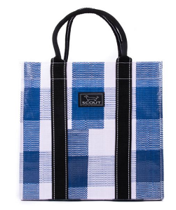 SCOUT Totes-Ma-Goat - Navy Check