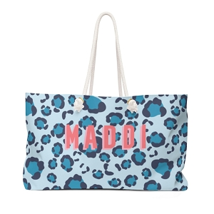 Leopard Spots Travel Tote (More colors available!)