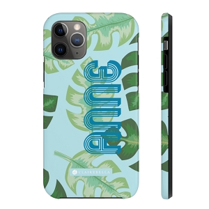 Tropical iPhone Case (More sizes & colors available)