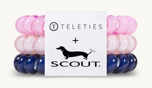 SCOUT Teleties - Wavy Love (Large)