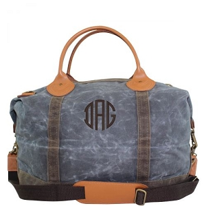 Canvas Weekender - 5 colors available