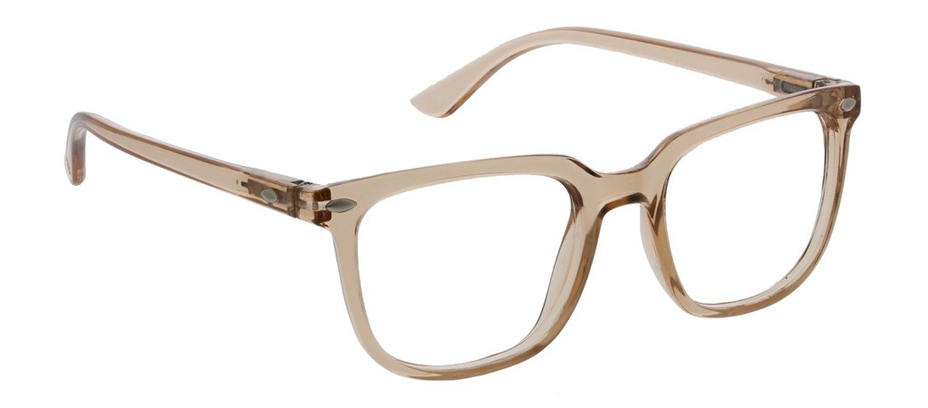 Peepers Tycoon Blue Light Readers - Tan
