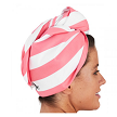 Back view of Kuta Pink Hair Wrap